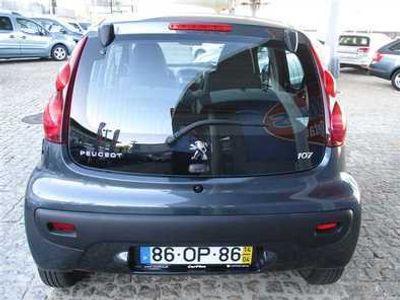 usado Peugeot 107 1.0 Access