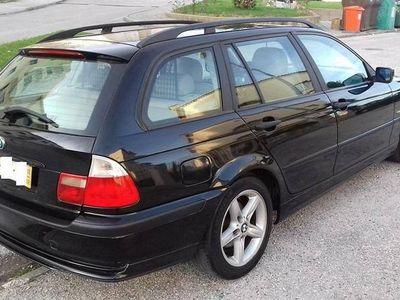 usado BMW 320 320 E36 D touring. -