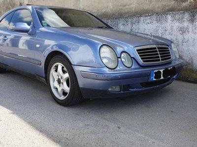 usado Mercedes CLK320 Sport