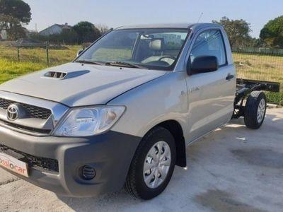usado Toyota HiLux 2.5 d4-d 120cv