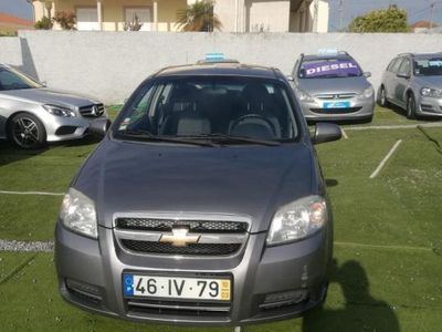 usado Chevrolet Aveo 1.2 bi fuel edition GPL