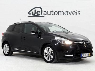 usado Renault Clio IV IV BREAK 0.9 TCe Limited