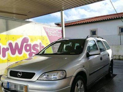 brugt Opel Astra 1.4GASOLINA caravan ano2002 Barato