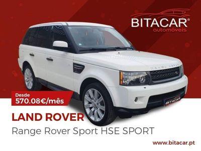 usado Land Rover Range Rover Sport Sport HSE