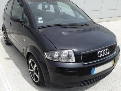 second-hand Audi A2 1.4 TDI -