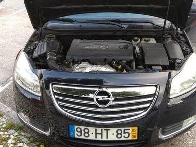 usado Opel Insignia CDTI 2.0