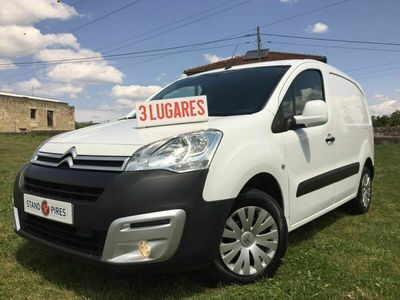 usado Citroën Berlingo 1.6 HDI 3 Lugares 100 CV com GPS