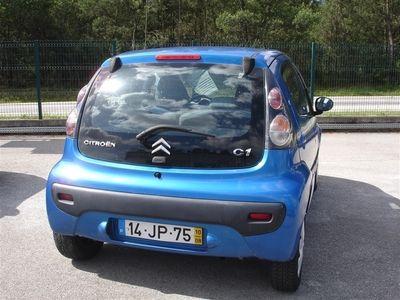 usado Citroën C1 1.0 SX Airdream (68cv) (5p)