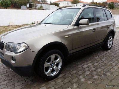usado BMW X3 NACIONAL X-DRIVE