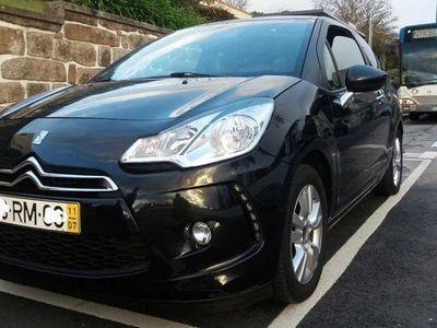 usado Citroën DS3 1.6hdi black -
