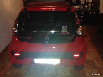usado Citroën C1 68cv e 5 portas -