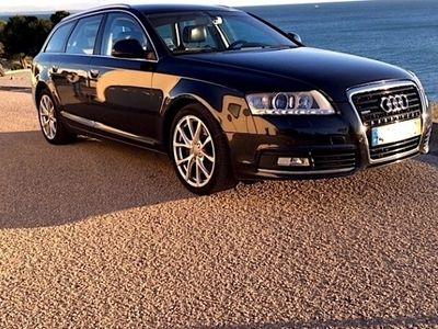 brugt Audi A6 Avant 3.0