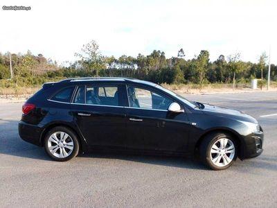 usado Chevrolet Cruze 1.7 VCDI LTZ