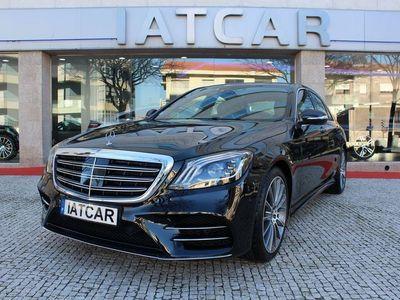 usado Mercedes S400 d AMG