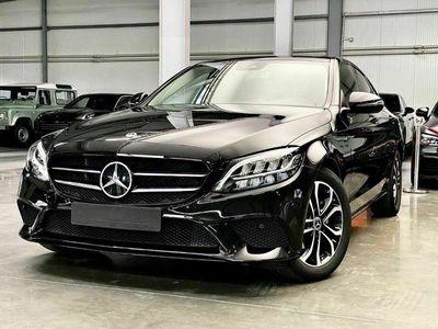 usado Mercedes C180 ClasseD AVANTGARDE AUT. BLACKLINE