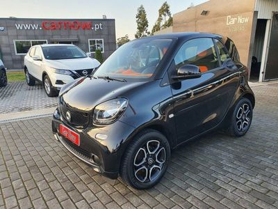 usado Smart ForTwo Coupé 1.0 MHD PASSION 71 AUT
