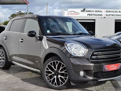 brugt Mini Cooper D Countryman ALL4 Pack Chili