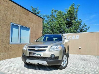 usado Chevrolet Captiva 2.0 VCDI S7ven