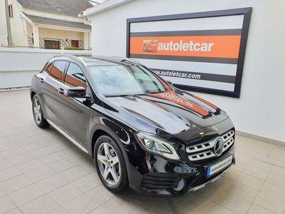usado Mercedes GLA220 D AMG LINE