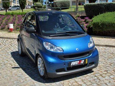 usado Smart ForTwo Cabrio 1.0MHD Passion