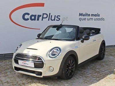 usado Mini Cooper Cabriolet 2018