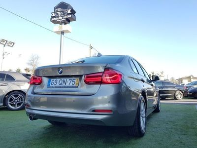 usado BMW 318 d Exclusive Auto