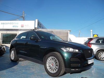 usado Jaguar F-Pace 2.0 D AWD