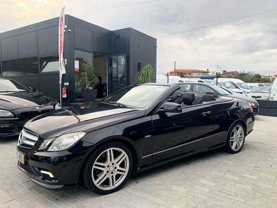 usado Mercedes E220 CDI AMG CABRIO