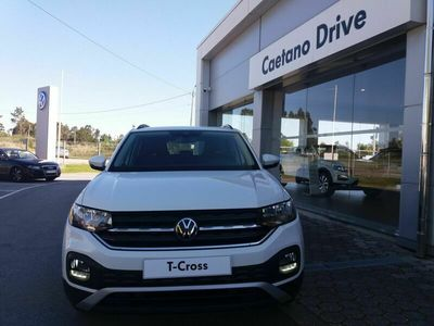 usado VW T-Cross - 1.0 TSI 95cv Life 2021