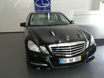 usado Mercedes E250 ClasseCDi Avantgarde BlueEfficiency