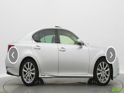 usado Lexus GS450H Business