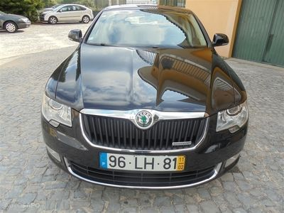 used Skoda Superb 1.6 TDi Elegance Greenline (105cv) (4p)