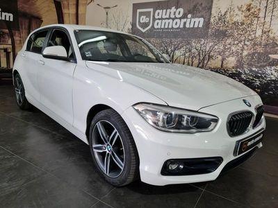 usado BMW 116 d Line Sport Auto