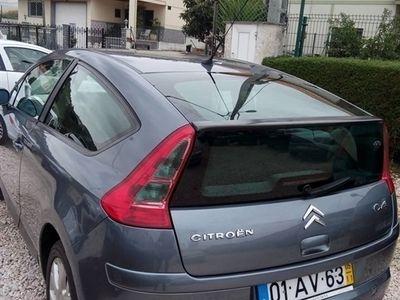 usado Citroën C4 Coupé 1.6 HDi 110 VTR Pack (110cv) (3p)