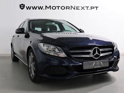 usado Mercedes C200 D BlueTEC Avantgard (Nacional)