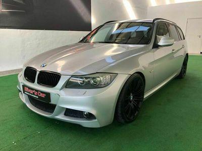 usado BMW 318 d Touring Navigation Sport