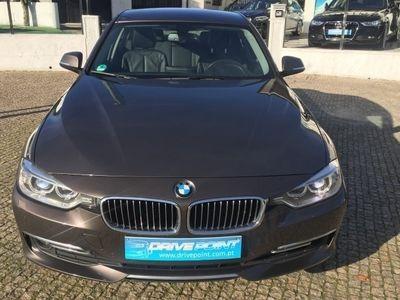 usado BMW 320 d Line Luxury 184 Cv