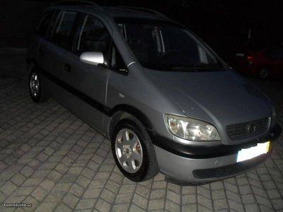 usado Opel Zafira 1.6 16 Valvulas