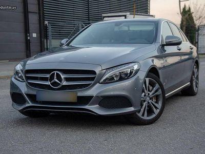 usado Mercedes C350 PLUG-IN HYBRID