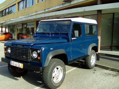 gebraucht Land Rover Defender 90 TD5