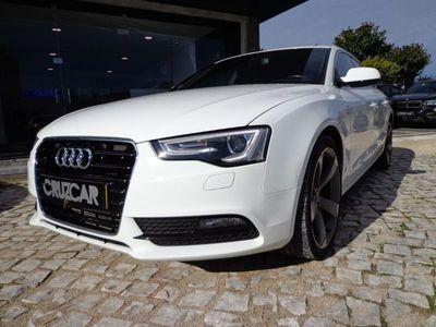 usado Audi A5 2.0 TDi S-line