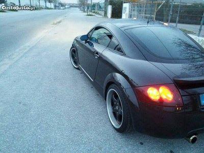 usado Audi TT 225cv quattro turbo -