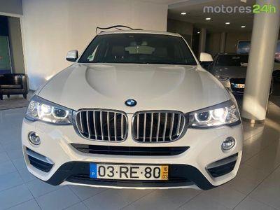 usado BMW X4 20 d xDrive Auto