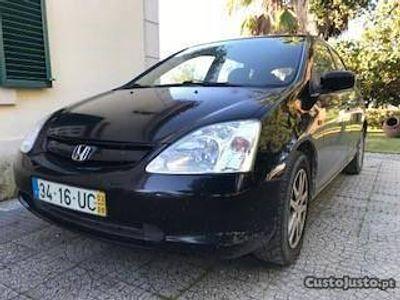 gebraucht Honda Civic 1.7 CDTI