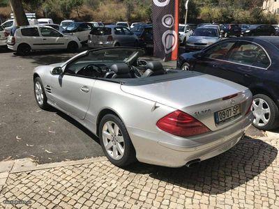 usado Mercedes SL500 306 cv