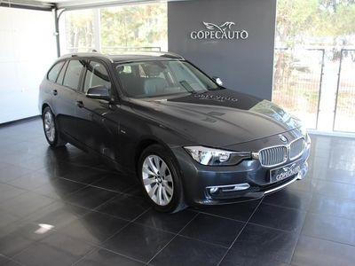usado BMW 320 Série 3 d Touring Line Modern Auto (184cv) (5p)