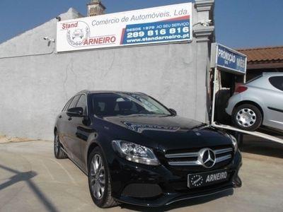 usado Mercedes C180 STATIO 180 d Fleet Pac