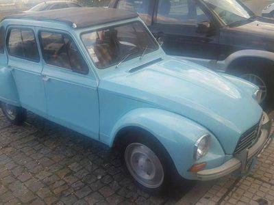 usado Citroën Dyane 602cc...