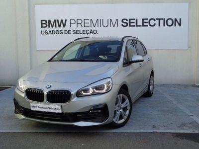 usado BMW 218 Serie 2 Active Tourer d Auto Line Sport 2019