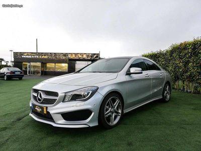 usado Mercedes CLA220 AMG 170CV